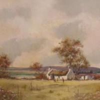 Dirk Venter  - original oil painting 1986