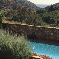 Kloofendal house with view 5 beds, 3 baths