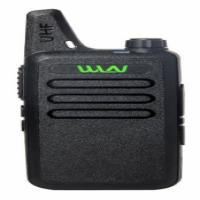 Ultra Thin High Power UHF Handheld Walkie Talkie/Transceiver