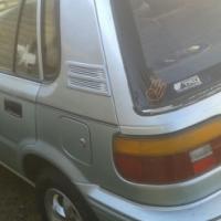 2000 TOYOTA Tazz 1.3 rust free