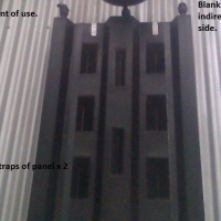 """""""Low cost; 80 litre solar hot water geyser.  100% South African.  Designed and manufactured in S.A."""
