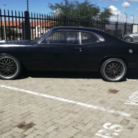 Valiant Charger 140k