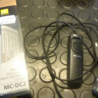 nikon MC-DC2 remote chord and button