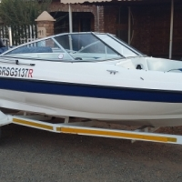 Motorboat for sale Sensation 170 with 125hp Mercury