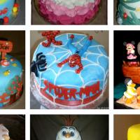 Bloemfontein Cakes, cupcakes & edible cake decorations