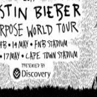 Justin Bieber ticketsx2 - JHB 14 May - seated - R520 - last chance!