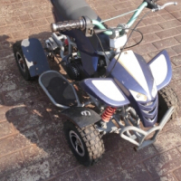 Pocket quad and bikes