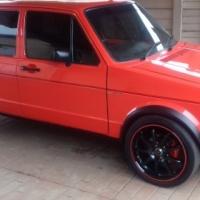 Volkswagen Golf 1  Gti  1983 Mint Condition