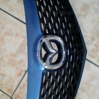 Mazda 3 Grill Selling for R295
