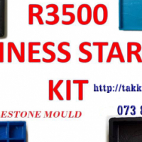 Business Concrete starter kits R3500 - GET YOUR FINANCIAL BREAK THOUGH NOW!
