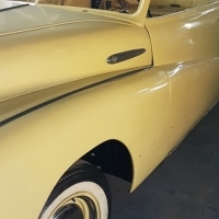 1948 Buick Super - partly restored