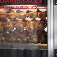 CHICKEN ROTISSERIE EX WOLLIES R30.000 NEW OVER R65K