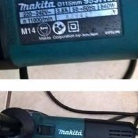 840w Makita grinder