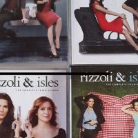Rizzoli & Isles Multiple Seasons Available