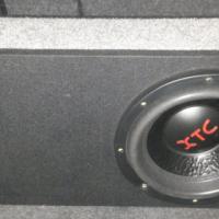 Xtc sub and superwood bassbox