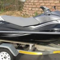 Jetski - 2008 Yamaha jet ski VX1100, 4 Stroke, 225 Hours only with Lowrance Fish Finder