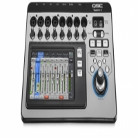 QSC TOUCHMIX-8 8-CH COMPACT DIGITAL MIXER WITH TOUCH SCREEN