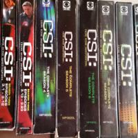 CSI: Las Vegas Multiple Seasons Available