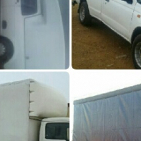 Trucks and light vehicle to rent