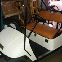 Ez-Go Golf Cart - Immaculate 2 Seater Electric