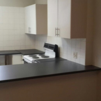 Corner unit! Newly renovated! New Kitchen! 2 Bedroom Flat with Balcony