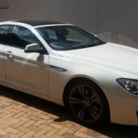 Beautiful 2013 M6 BMW Swop for TLB