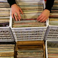 Vinyl Records / LPS / Cassette tape