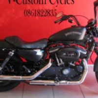 2014 Sportster Iron  Absolute Steal at this Low Price!