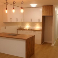 Modern 1 bedroom apartment in sought-after Newlands