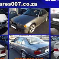 BMW E36 316, 318, 320, 323, 325, 328 stripping for spares