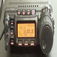 Yaesu 857D HF/VHF/UHF 100w with seperation Kit
