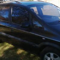 Sporty Opel Zafira Elegance 7 seater Swop/Sell