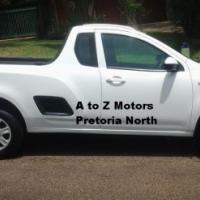 2012 Chevrolet Utility 1.4 Club P/U S/C for Sale