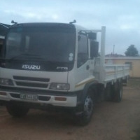 2010 Isuzu FTR 800 TURBO Drop side