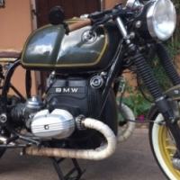 Cafe Racer BMW R100 FOR SALE