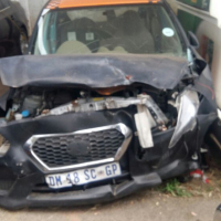 Datsun Go 2015 Stripping for Spares