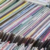 LP's - Vinyl Records.