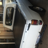 Nissan 1400 bakkie to swap