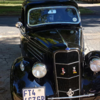 1935 Ford Model C