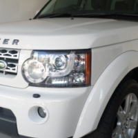 2009 Land Rover Discovery 4 3.0 tD V6 A/T