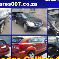 Dodge caliber breaking up for spares
