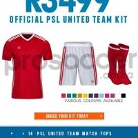 PSL United Team Kit