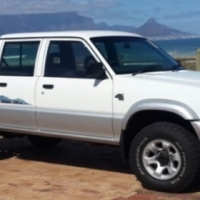 1999 Mazda B2500TD 4x4 Pick Up Double Cab