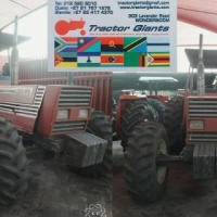 Fiat 100-90 used Tractor
