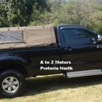 2008 Toyota Hilux 3.0 D4D Raider RB P/U S/C for Sale