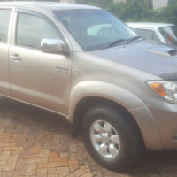 Toyota Hilux 3.0 DVD Double Cab
