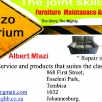Furniture Maintenance and Re-upholstery Services