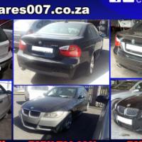BMW E87 and E90 stripping for spares