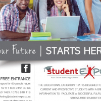 Career Student expo at the Glen Shopping Centre on the 26-27th of May