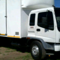 KYS Transport : 4 & 8 Ton Closed Truck Hire - Removals